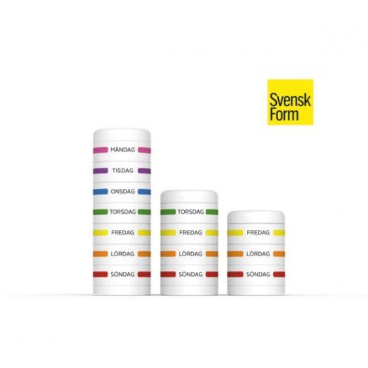 Curebits deltog tack vare sin utarbetade design i den svenska design svensk form 2014.